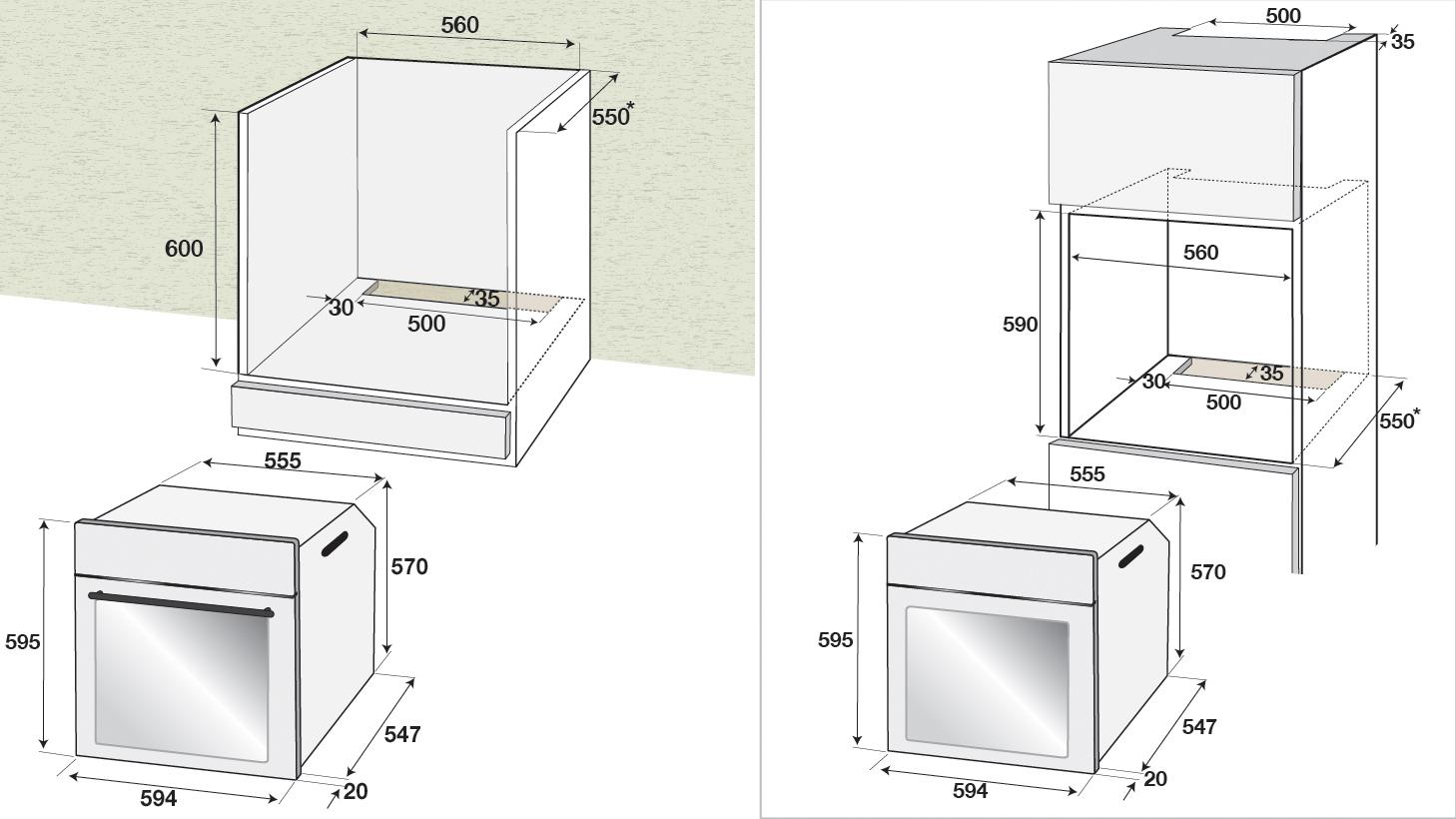 Birt22300xmms B  I Ovens